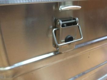 KRAUSE Алюминиевый ящик тип А-240 (арт. 256119)