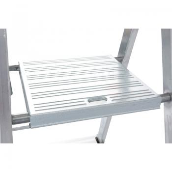 Solidy свободностоящая алюминиевая стремянка 8 ступ .
