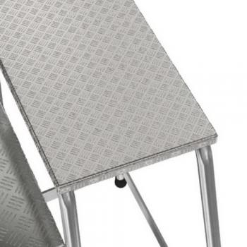 Алюминиевая монтажная подставка 2 ступ.