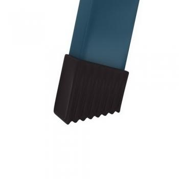 Sepro анодированная стремянка с увеличенной полкой 4 ступ.