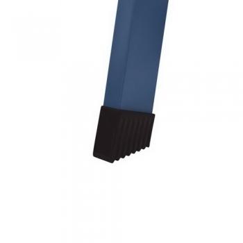 Sepro анодированная стремянка с увеличенной полкой 6 ступ.