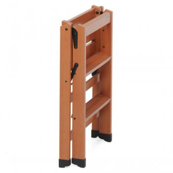Табурет-стремянка деревянная Losgabello, цвет Орех (арт. 503O)