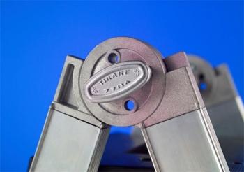 Лестница шарнирная телескопическая Svelt Scalissima 9Х9 (арт. SSCAL009)