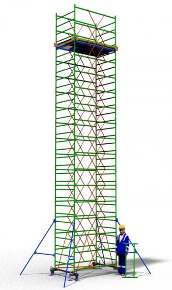 Вышка тура строительная ТТ 2000РН(10,10)