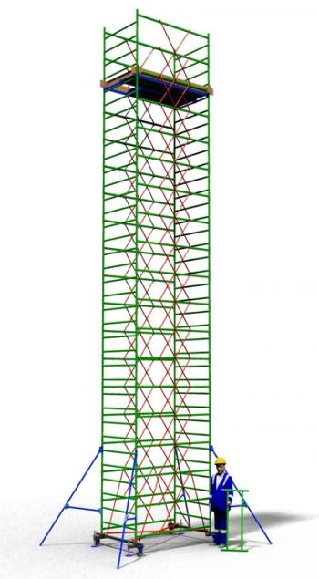 Вышка тура строительная ТТ 2000РН(11,30)