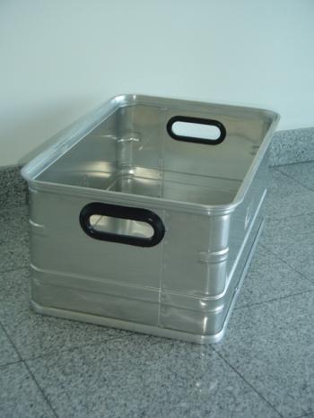 ALPOS Aлюминиевый ящик U28 (арт. U5500)