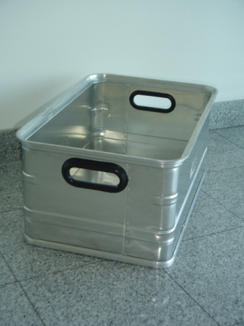ALPOS Aлюминиевый ящик U40 (арт. U5501)