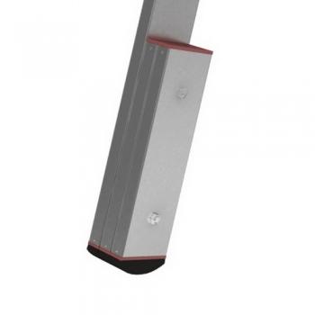 KRAUSE Stabilo Vario Kompakt Лестница с платформой 9 ступ. траверса 1365 (арт. 833150)