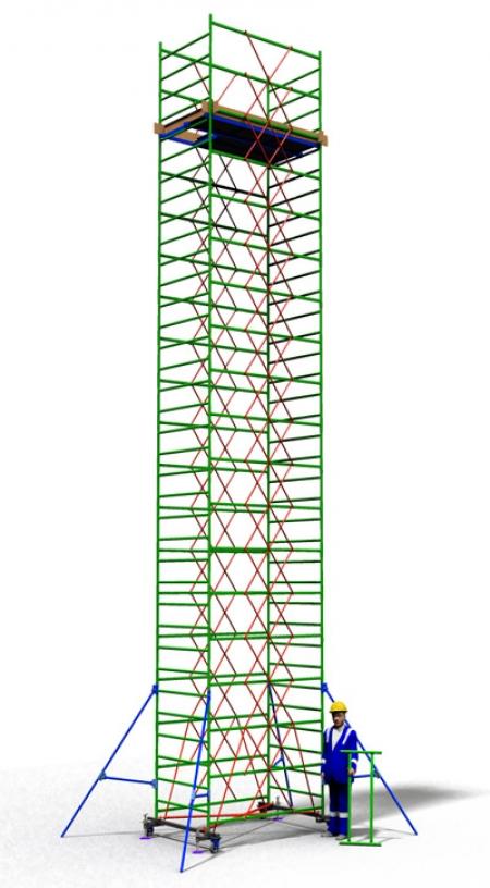 Вышка тура строительная ТТ2000РН (11,30)