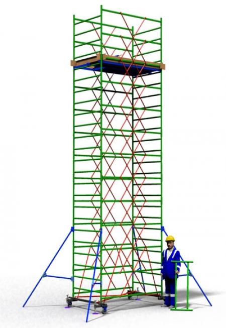 Вышка тура строительная ТТ2000РН (7,70)