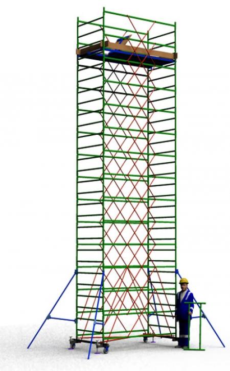 Вышка тура строительная ТТ2400РН (8,90)