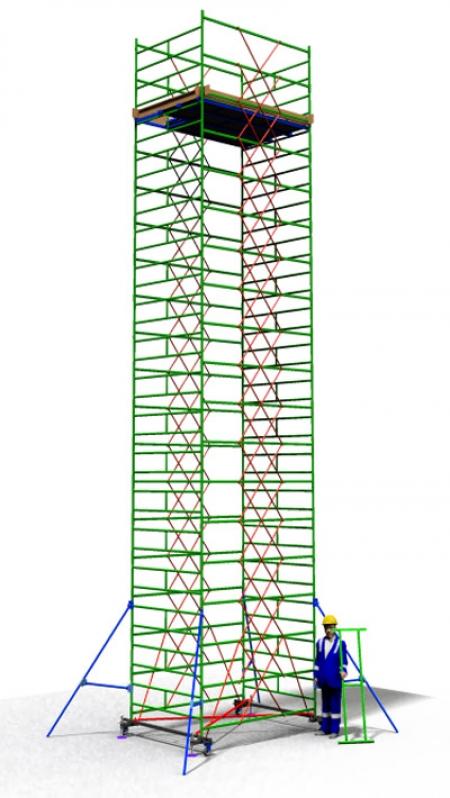 Вышка тура строительная ТТ2400РШН (11,30)