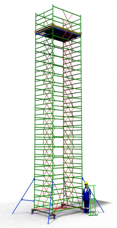 Вышка тура строительная ТТ2400РШН (12,50)