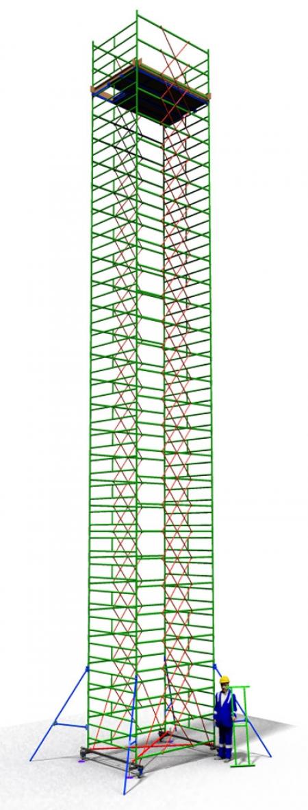 Вышка тура строительная ТТ2400РШН (17,30)