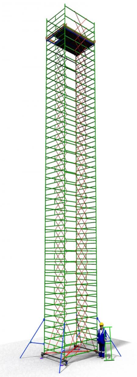 Вышка тура строительная ТТ2400РШН (19,70)