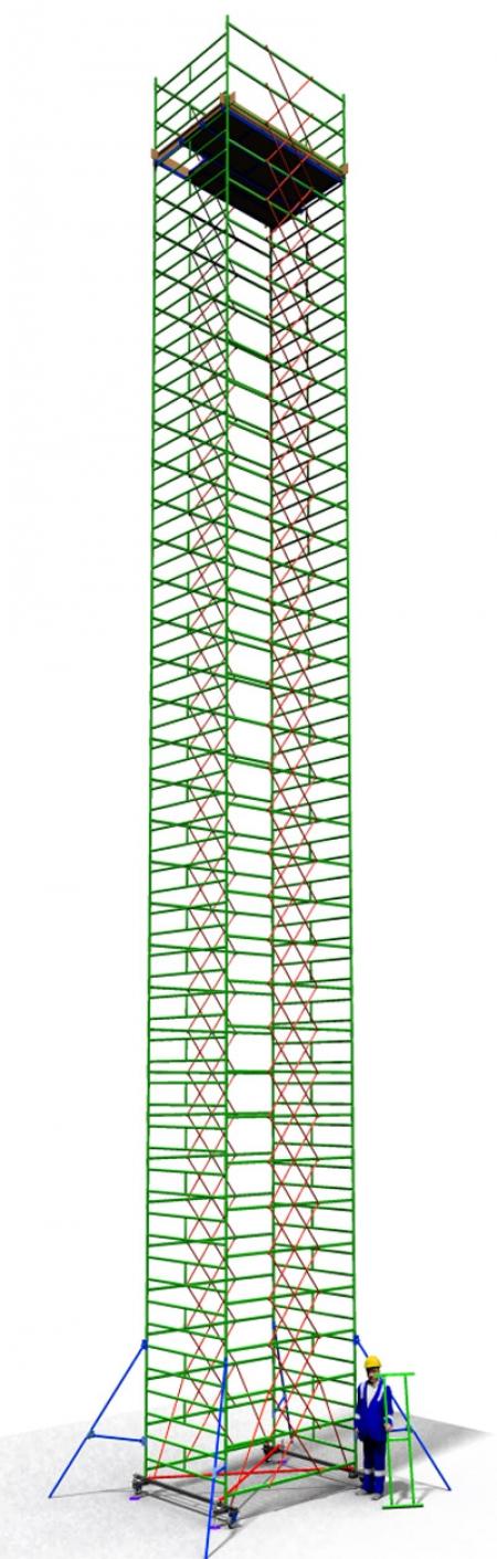 Вышка тура строительная ТТ2400РШН (20,90)