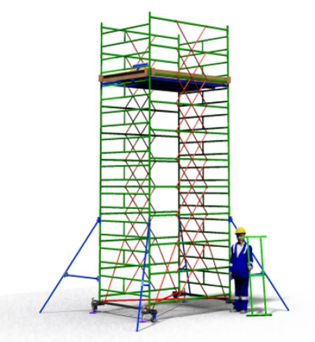 Вышка тура строительная ТТ2400РШН (6,50)