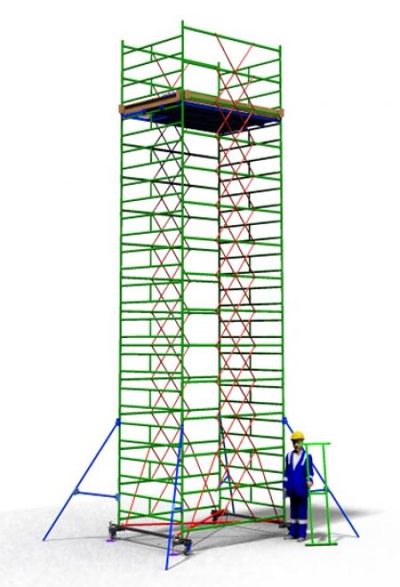Вышка тура строительная ТТ2400РШН (8,90)