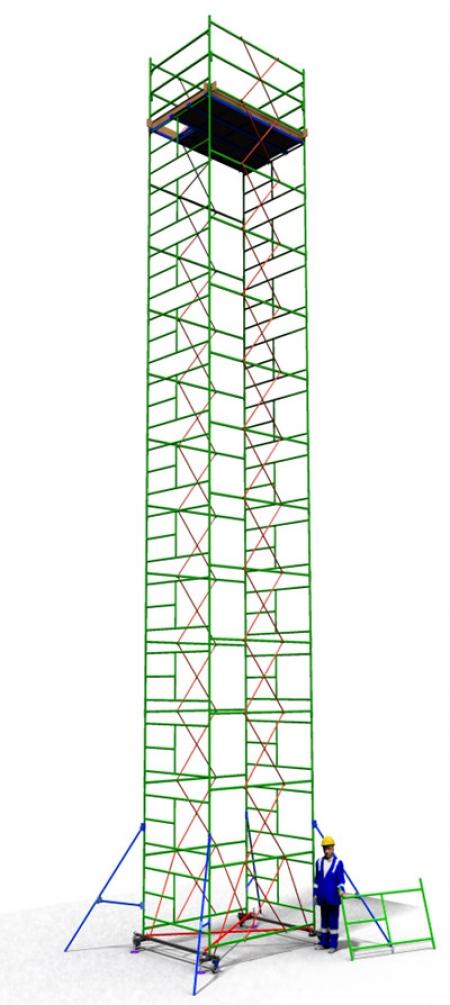 Вышка тура ТТ2400ШН (16,10)