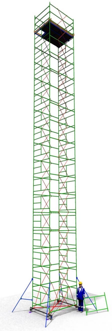 Вышка тура ТТ2400ШН (20,90)