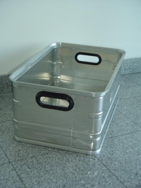 ALPOS Aлюминиевый ящик U56 (арт. U5502)